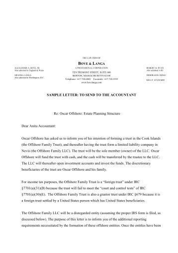 Attorney Engagement Letter Aba