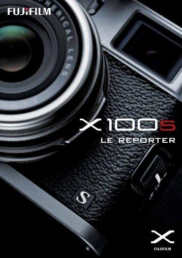 Documentation Fujifilm X100s