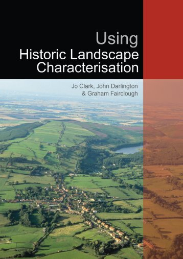 Using Historic Landscape Characterisation