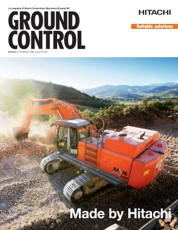 Made by Hitachi - Ground Control Magazine