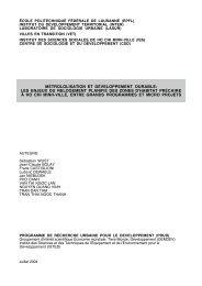 Voir le rapport final - gemdev