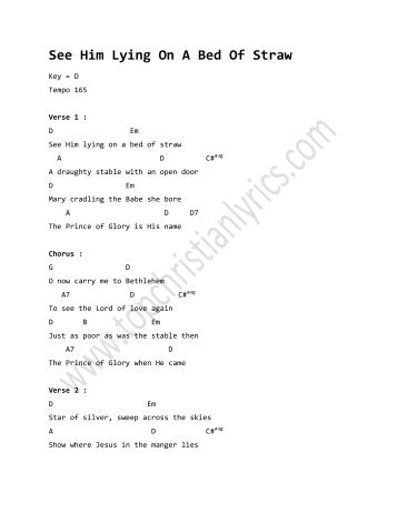 Father We Commit To You chords - Top Christian Lyrics