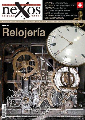 Relojería - Club Suizo de Madrid