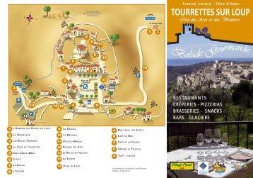 PP 1 2 5 3 4 6 7 8 6 1 7 3 9 8 - Tourrettes-Sur-Loup