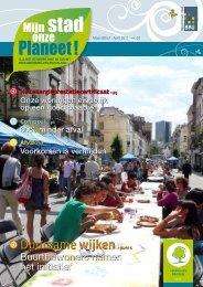 Goed voor ons borden onze planeet - Leefmilieu Brussel