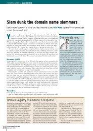 slam-dunk-the-domain-name-slammers-mip-february ... - Com Laude