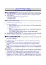 conditions generales d'acces & d'utilisation du service villo!
