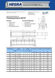 HG75T Deutsch_b - Hegra Linear