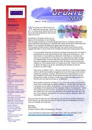 Update Issue 2 - 16 February 2012 - Lutheran Schools Association