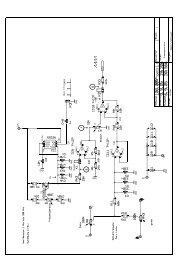 Anschluss- und Schaltpläne Blinkerschaltungen Einkreis
