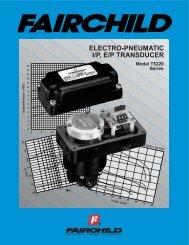 Fairchild Model T5220 I/P Transducer