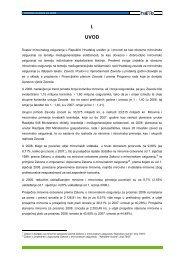I. UVOD - Hrvatski zavod za mirovinsko osiguranje