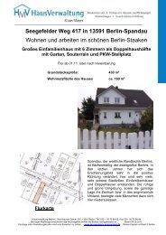 Seegefelder Weg 417 in 13591 Berlin-Spandau ... - Immowelt.de