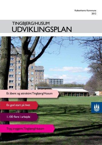 udviklingsplan for Tingbjerg/Husum - Itera