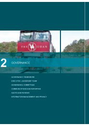 Governance - Department of Transport - Northern Territory ...