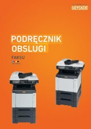 obsLugi PodrĘcznik - Utax