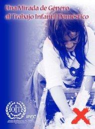 Una mirada de género al trabajo infantil doméstico 2004