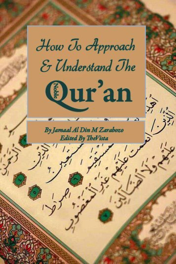 The Requirement of Tahara for Reciting / Touching ... - Enjoy Islam