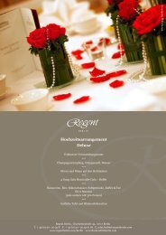 Hochzeitsarrangement Deluxe - Fischers Fritz