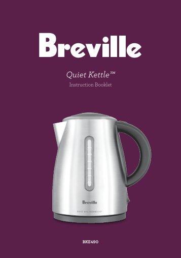 Quiet Kettle™ - Breville
