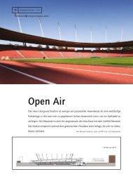 Open Air - Architektur & Technik
