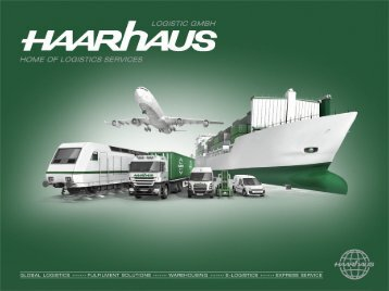 consignment sale - Haarhaus Logistic GmbH
