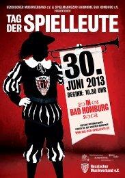JUNI 2013 - Hessischer Musikverband