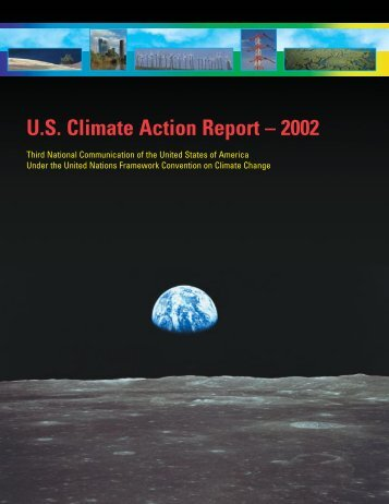 EPA Report - Atmospheric and Oceanic Sciences