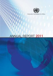 AnnuAl RepoRt 2011 - United Nations Economic Commission for ...
