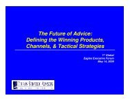 1st Global Defining the Winning Products, Channels, & Tactical ...