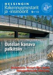 Yhdistyksen jäsenlehti 9/10, PDF tiedosto - Helsingin ...