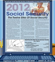 Social Security - Watertown Daily Times