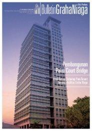 Bulletin Graha Niaga | Edisi Perdana - Grahaniaga Tatautama, PT