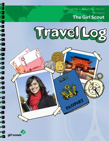 Global Travel Toolkit - Travel Log - Girl Scouts of the USA