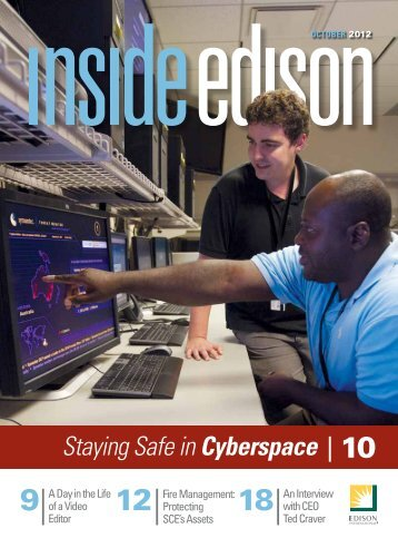 Staying Safe in Cyberspace 10 - Inside Edison - Edison International