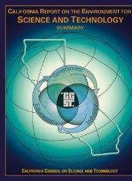 Download Executive Summary (382K PDF) - California Council on ...