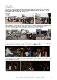 1 A Day of Joy - Dansk - Indisk Børnehjælp