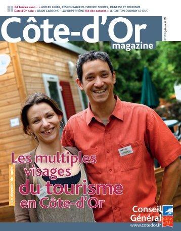 Télécharger Côte-d'Or magazine N°113 - juillet/août 2011 en PDF