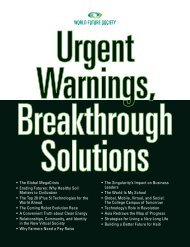 Urgent Warnings, Breakthrough Solutions, Second Edition