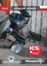 Katalog ICS i PowerGrit