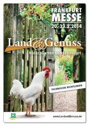 FRANKFURT - Land & Genuss