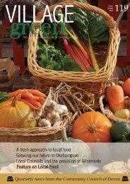 Local Food.pdf - Community Council of Devon