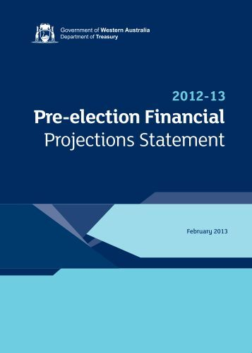 2012 bpc financial template - capability statement nitor projects asia