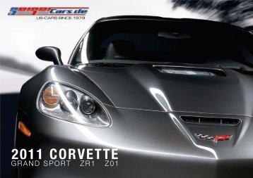 2011 COrVETTE - GeigerCars.de