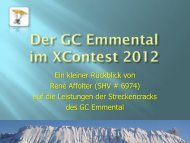GC Emmental im Xcontest 2012 - Rene-affolter.ch
