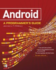Android_-_a_programmers_guide