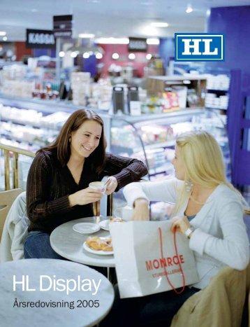 2005 - HL Display
