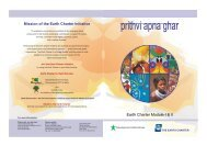 Modules I&II - The Earth Charter Action