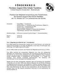 Protokoll Mitgliederversammlung-2011.pdf - Nicolaus-August-Otto ...