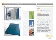 Branche Zielgruppe Aufgabe - cscope.de